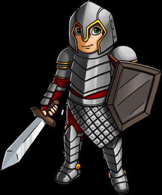 personnage chevalier luma