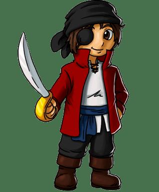 pirate luma