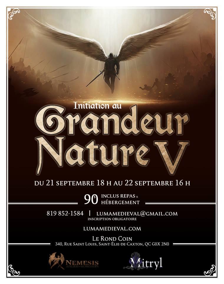 Grandeur Nature V